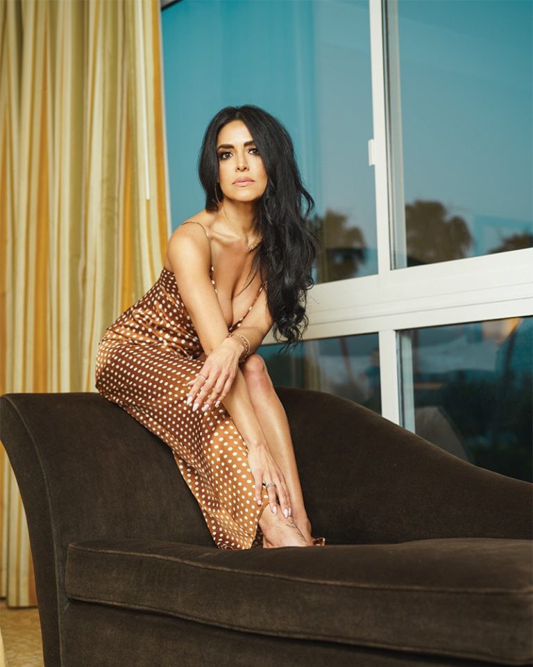 Mahsheed's Dynamic Women Of Las Vegas feature in Vegas Magazine