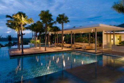 Las Vegas luxury home outdoor pool