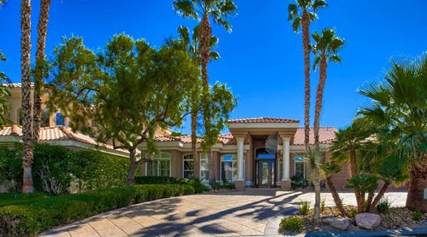 Las Vegas Country Club Real Estate