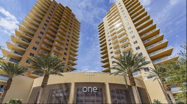 One Las Vegas Las Vegas High Rise Condos