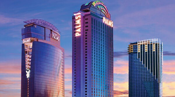 Palms Place Las Vegas High Rise Condos
