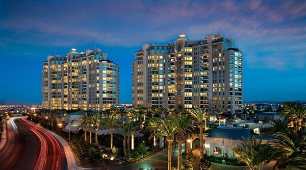Queensridge Las Vegas High Rise Condos