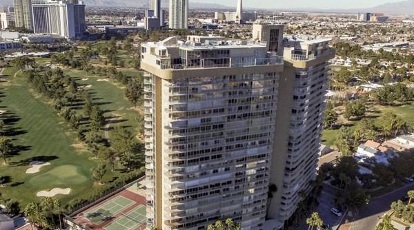 Regency Towers Las Vegas High Rise Condos