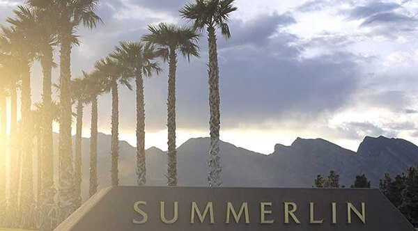 Summerlin Real Estate