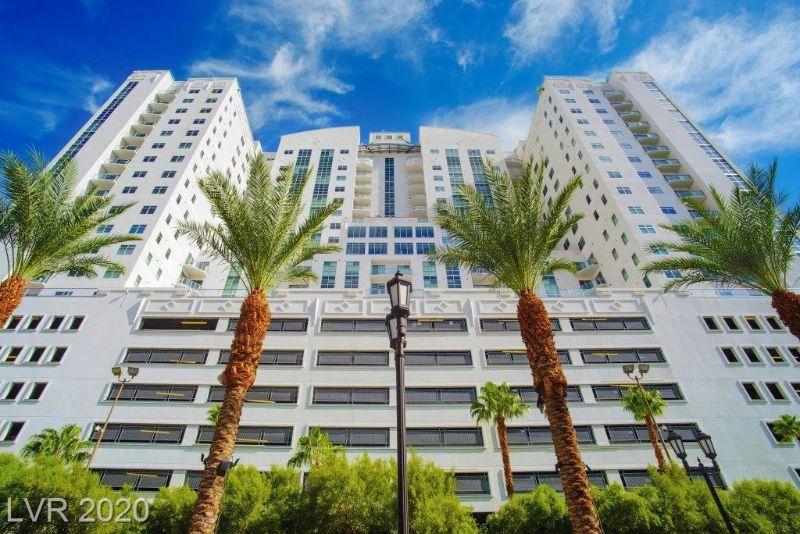 Sky Tower Condos in Las Vegas
